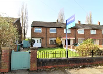 Thumbnail 3 bed end terrace house for sale in Rowrah Crescent, Middleton, Manchester