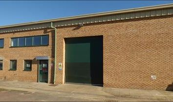 Thumbnail Light industrial to let in Unit 2, Sawtry Court, Brookside Industrial Estate, Sawtry, Cambridgeshire
