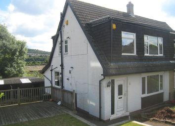 Thumbnail 3 bed semi-detached house to rent in Dewhirst Road, Baildon, Shipley