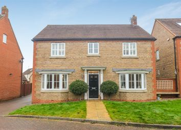Thumbnail 4 bedroom detached house for sale in Sheridan Grove, Oxley Park, Milton Keynes