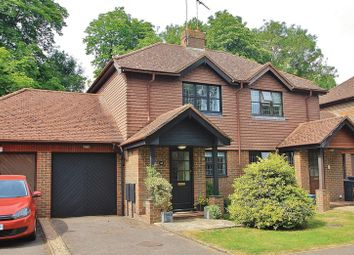 Thumbnail 2 bed semi-detached house for sale in Kingston Avenue, East Horsley, Leatherhead