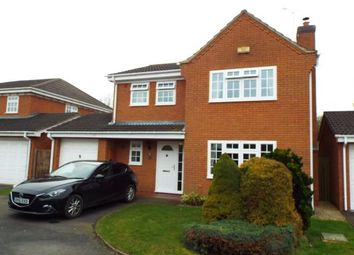 Thumbnail 4 bedroom detached house for sale in Merganser Drive, Bicester, Oxfordshire, Oxon