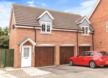 2 bed link-detached house for sale in Robin Close, Selby YO8