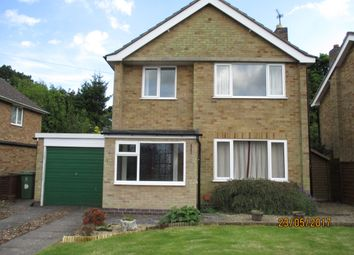 Thumbnail 3 bed detached house to rent in Fairfield Close, Langham