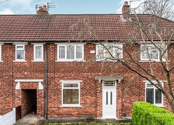 Thumbnail 3 bed terraced house to rent in Salisbury Road, Eccles, Manchester