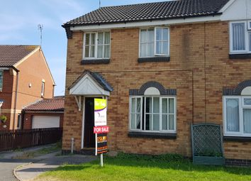 Thumbnail 3 bed semi-detached house for sale in Ladyfields Way, Coventry