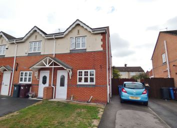Thumbnail 2 bed end terrace house for sale in Gorleston Way, Kirkby, Liverpool