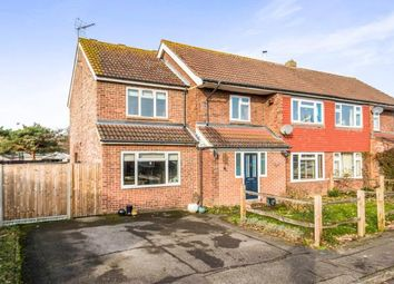 Thumbnail 4 bed semi-detached house for sale in Jacob's Well, Guildford, Surrey