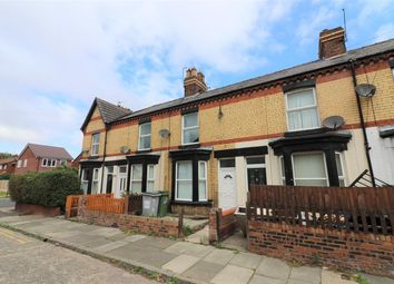 Thumbnail 2 bed terraced house to rent in Lucerne Road, Wallasey