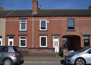 Thumbnail 3 bed terraced house to rent in Mill Lane, Ryhill, Wakefield
