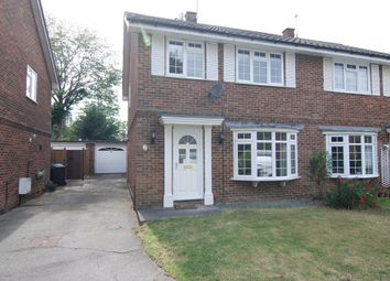 Thumbnail 3 bed semi-detached house for sale in Edmund Close, Meopham, Gravesend
