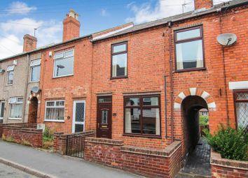 3 bed terraced house for sale in John Street, Heanor DE75