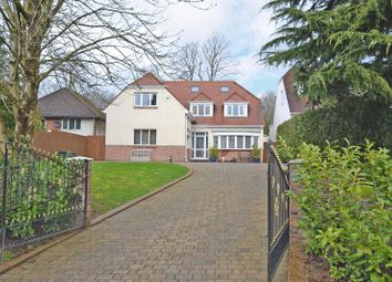 Thumbnail 6 bed detached house for sale in Exceptional Modern House, Old Chepstow Road, Newport
