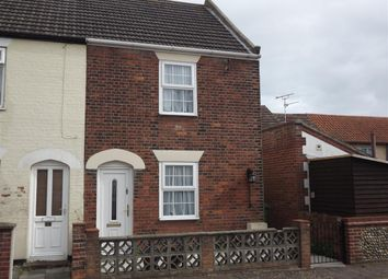 Thumbnail 2 bed end terrace house to rent in Caister On Sea, Great Yarmouth