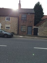 Thumbnail 2 bed cottage to rent in Northgate, Tickhill, Doncaster