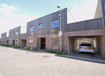Thumbnail 3 bed link-detached house for sale in Hanley Lane, Newhall, Harlow