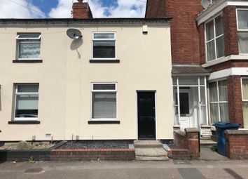 2 bed terraced house for sale in County Road, Stafford ST16