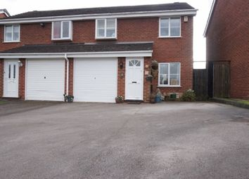 Thumbnail 3 bed semi-detached house for sale in Welland Way, Walmley, Sutton Coldfield