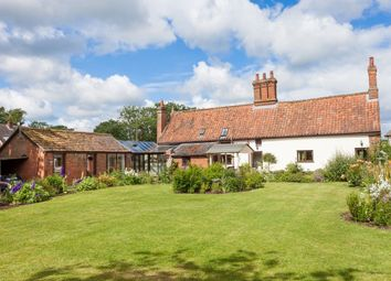 Thumbnail 4 bed cottage for sale in High Green, Great Melton, Norwich