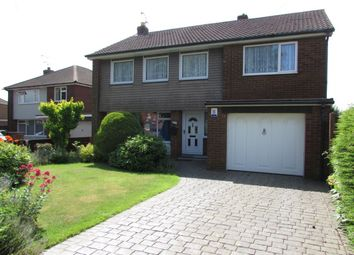 Thumbnail 4 bed detached house for sale in Messingham Road, Scunthorpe