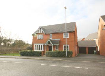 4 bed detached house for sale in Brookwood Way, Buckshaw Village, Chorley PR7