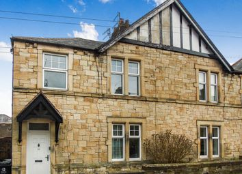 Thumbnail 2 bed flat to rent in St. Wilfrids Road, Hexham