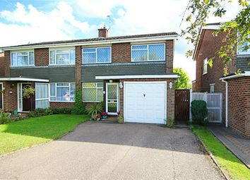 Thumbnail 3 bed semi-detached house for sale in South Brook, Sawbridgeworth, Hertfordshire