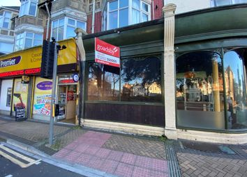 Retail premises to let in Christchurch Road, Bournemouth BH1