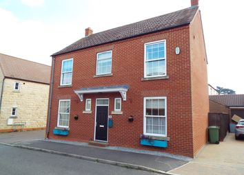 Thumbnail 4 bed detached house to rent in Peterson Drive, New Waltham, Grimsby