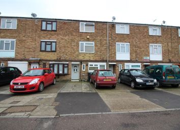 Thumbnail 4 bed town house for sale in Brockles Mead, Harlow