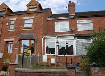 Thumbnail 2 bed terraced house for sale in Lawson Terrace, Porthill, Newcastle-Under-Lyme