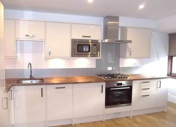 Thumbnail 1 bed flat to rent in York Road, London