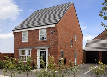 "Thumbnail 4 bed detached house for sale in ""Irving"" at Croft Drive, Moreton, Wirral"
