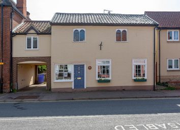 Thumbnail 4 bed cottage for sale in High Street, Ixworth, Bury St. Edmunds