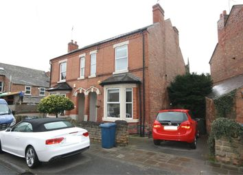 Thumbnail 3 bed semi-detached house to rent in Church Drive, West Bridgford, Nottingham