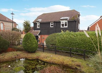 Thumbnail 3 bed semi-detached house for sale in Trellis Drive, Lychpit, Basingstoke