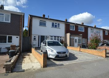 Thumbnail 3 bed end terrace house for sale in Udall Gardens, Collier Row, Romford