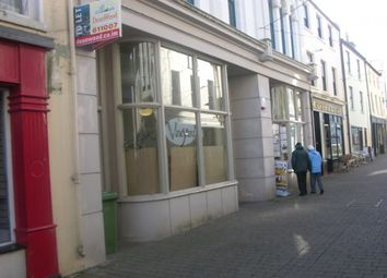 Thumbnail Retail premises to let in Malew Street, Castletown