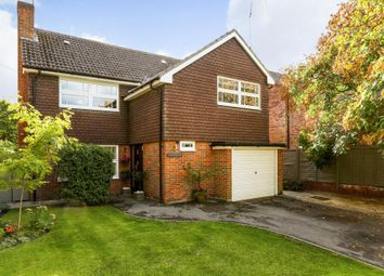 Thumbnail 4 bed detached house for sale in Oriental Road, Ascot