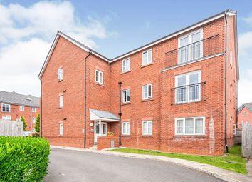 Thumbnail 2 bedroom flat to rent in Charles Court, Speakman Way, Prescot, Merseyside