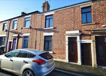 Thumbnail 2 bed terraced house for sale in Woodville Road, Chorley