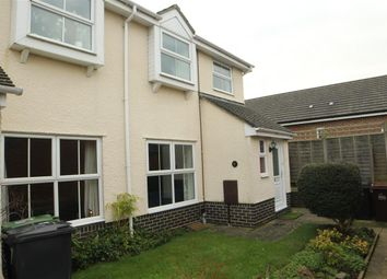Thumbnail 3 bed end terrace house for sale in Tweedsmuir Close, Eastbourne