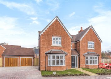 4 bed detached house for sale in Broadwater Place, Manor Road, Wantage, Oxfordshire OX12