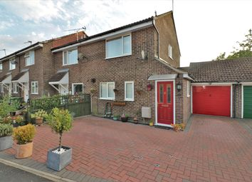 Thumbnail 2 bed end terrace house for sale in Burns Close, Dereham