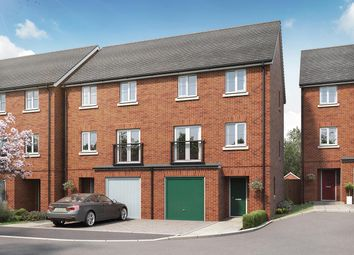 "Thumbnail 3 bed end terrace house for sale in ""The Bloomfield"" at Tithe Barn Lane, Exeter"
