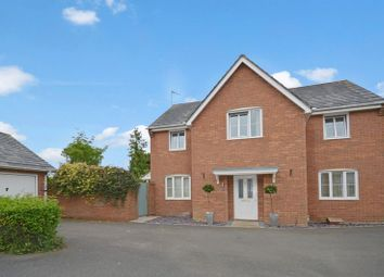 Thumbnail 4 bed detached house for sale in The Burnhams, Aston Clinton, Aylesbury