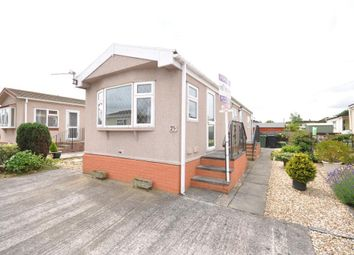 Thumbnail 2 bedroom mobile/park home for sale in Lynwood Park, Warton, Preston, Lancashire