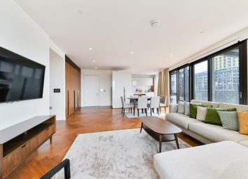 Thumbnail 2 bed flat for sale in Capital Building, Embassy Gardens, Nine Elms
