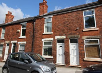 Thumbnail 2 bed terraced house to rent in Park Road, Chesterfield, Derbyshire