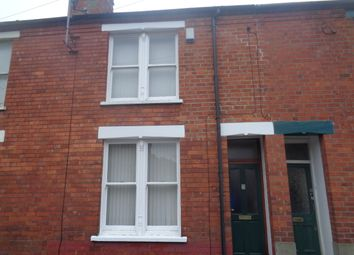 Thumbnail 3 bed terraced house to rent in Union Road, Lincoln